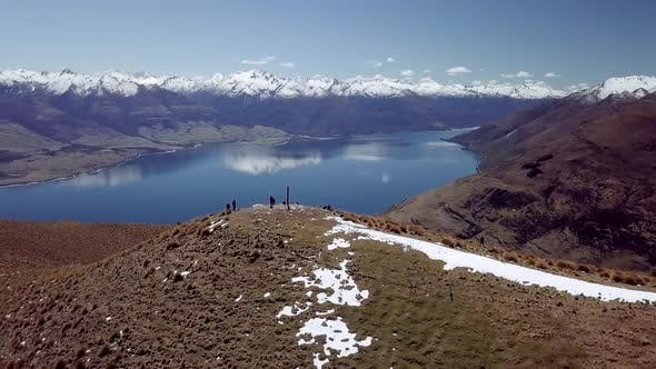Southern Alps scenic views