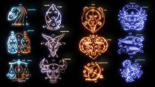 Magic Zodiac Signs Bundle