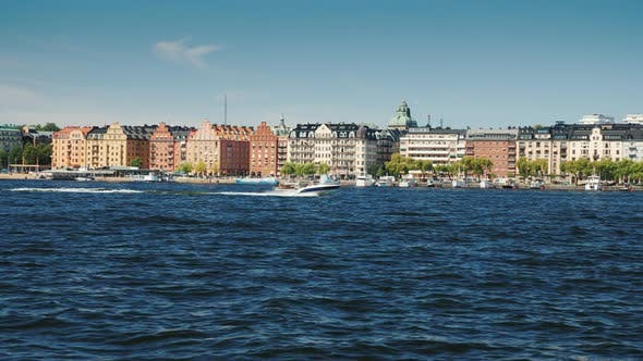 Thumbnail for Panorama of the City of Stockholm
