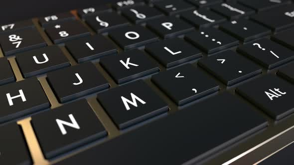 Thumbnail for Keyboard and Jack-in-the-box FAILURE Message in Key