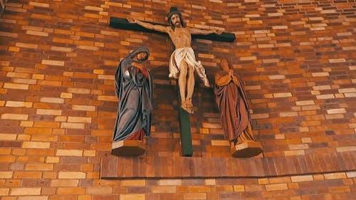 Crucifix In The Catholic Church