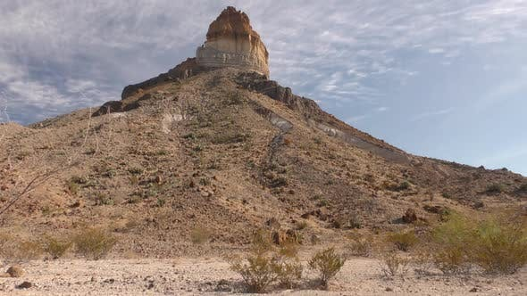 Thumbnail for Desert Peak Pinnacle in Big Bend National Park Texas