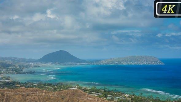 Thumbnail for Hawaiian Coastline View