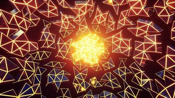 Thumbnail for Rotating Glowing Plexus