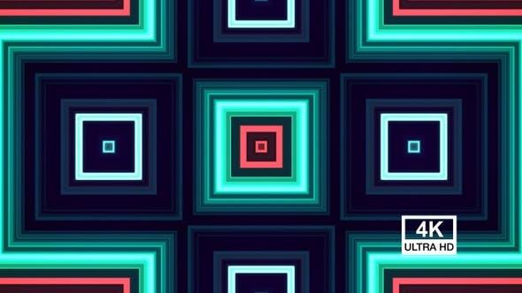 Geometric Seamless  Pattern 4K