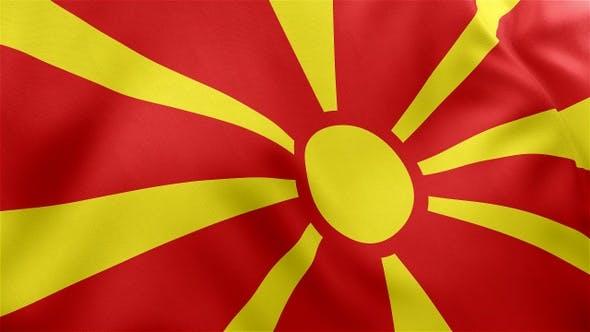 Thumbnail for Flag of Macedonia