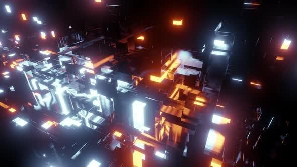Final Block Space Adventure 06 HD