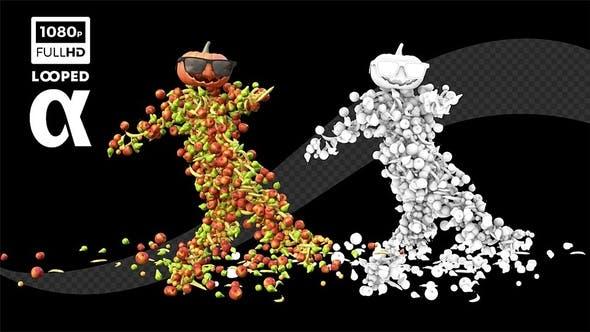 Thumbnail for Fitness Fruit Dancer Ver.3