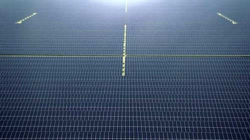 Solar Cell Farm