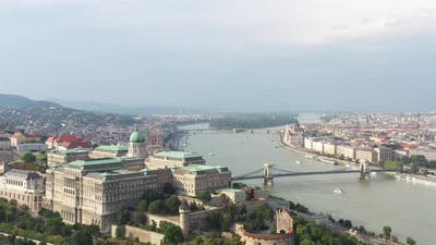 Monuments of Budapest