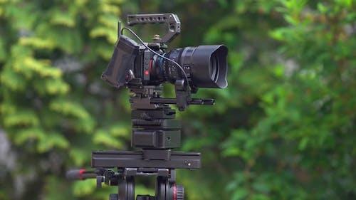 Professional Camera Motion Control System