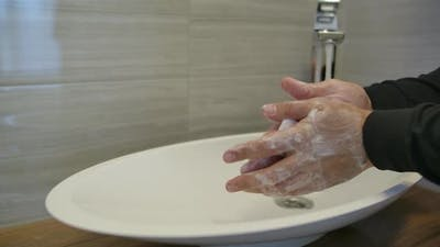 Soap in the Hand