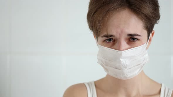 Thumbnail for Putting Protecting Mask On to Stop the Pandemic