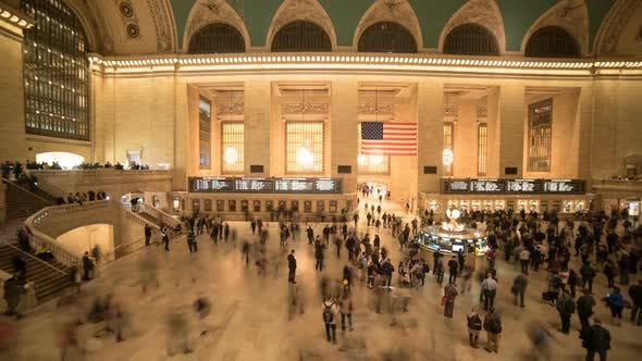 Thumbnail for Grand Central Station NYC New York City