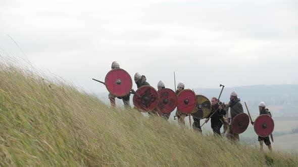 Thumbnail for Brave Vikings going uphill