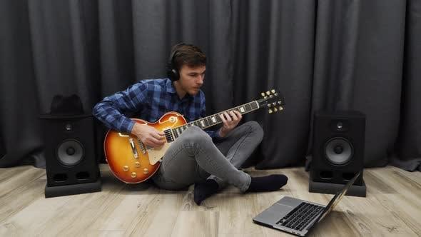 Home recording music studio