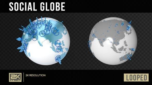 Thumbnail for Social Globe