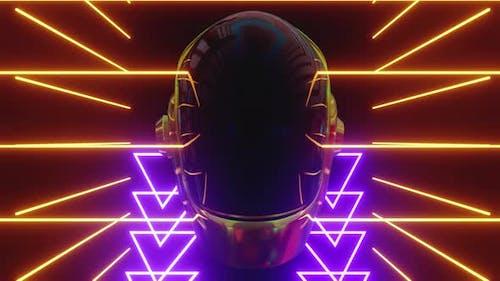 Punk-Helm