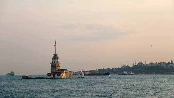 Thumbnail for Istanbul Maiden Tower