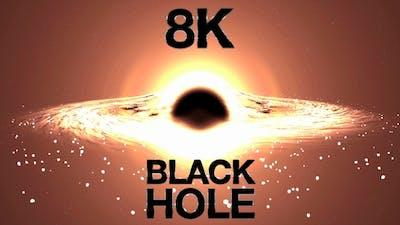 Black Hole 8K
