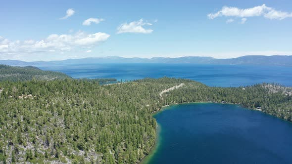 4K Crystal Clear Lake