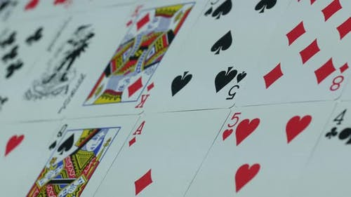 Playing Poker And Card Games