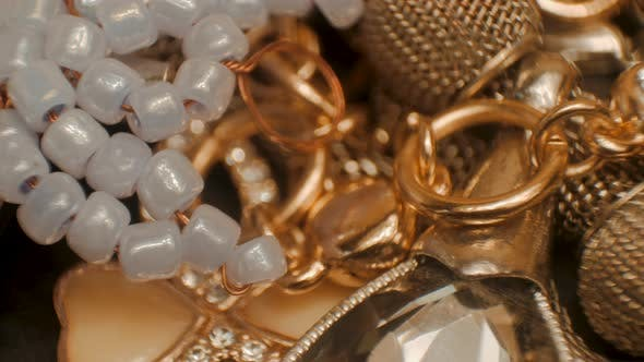 Thumbnail for Luxury golden jewelry