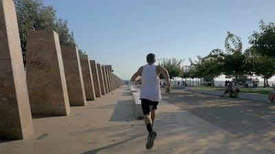 Extreme urban sport