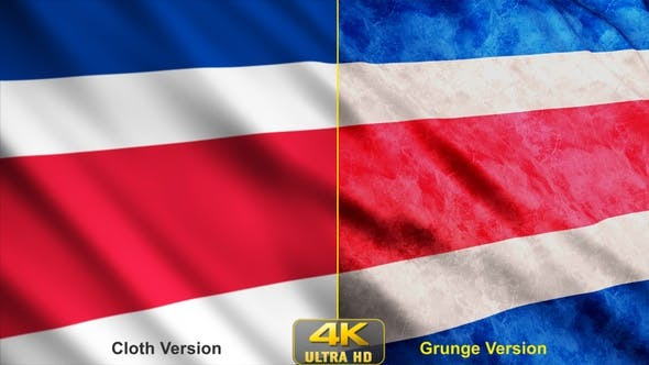Thumbnail for Costa Rica Flags