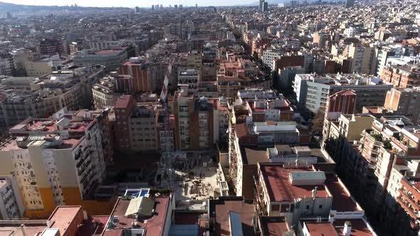 Thumbnail for Barcelona Cityscape