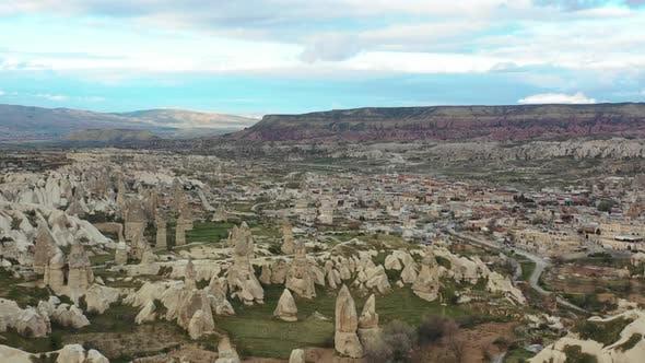 Cappadocia Göreme Town