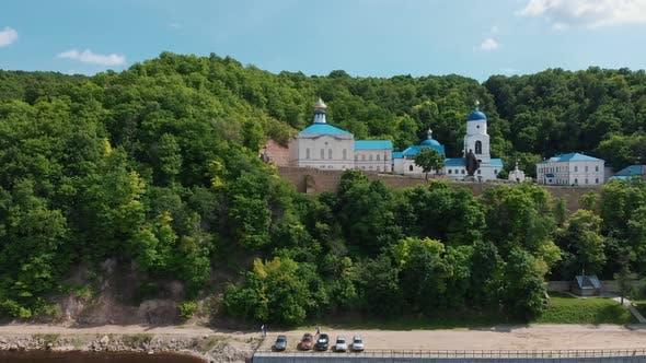Thumbnail for Makaryevsky Monastery in the Russian Suburbs