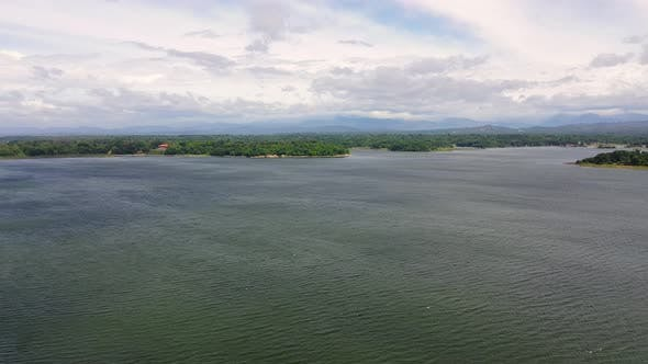 Thumbnail for View of the Paoay Lake, Philippines.