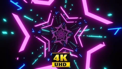 Tunnel Soaring Star 4K
