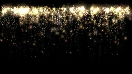 Fireworks Glitter Continuous HD
