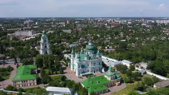 Thumbnail for Trinity Monastery Aerial View