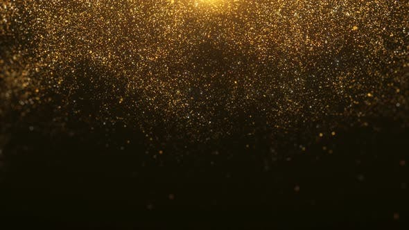 Cover Image for Gold Particles