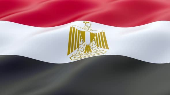 Thumbnail for National flag of Egypt