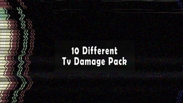 TV-Schaden