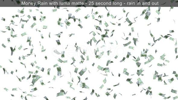 Cover Image for Money Rain Euros