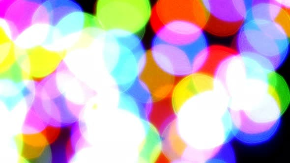 Cover Image for Colorful Bokeh 6