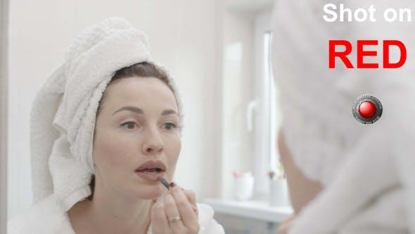 Thumbnail for Applying Makeup