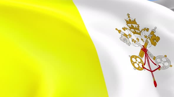 Cover Image for Vatican City Flag