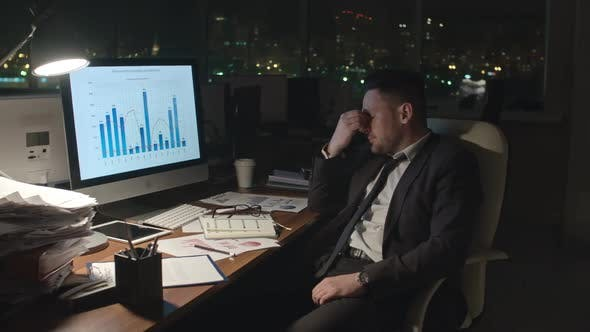 Cover Image for Leaving Workplace Late at Night