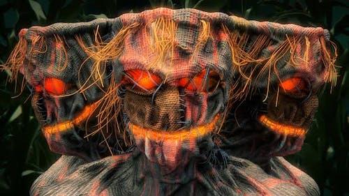Scarecrow VJ Loop