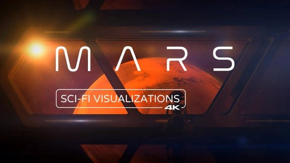Thumbnail for Mars Sci-Fi Pack