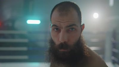 Bearded Fighter