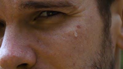 Sweat Sportsman Outdoor in Park
