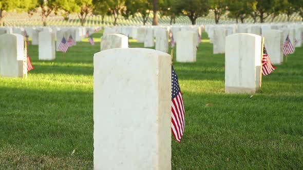 Thumbnail for US National Cemetery