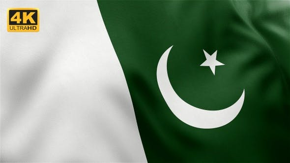 Thumbnail for Pakistan Flag - 4K